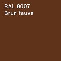 RAL 8007 - Brun fauve