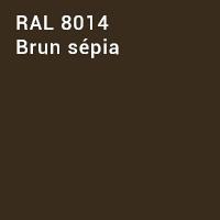 RAL 8014 - Brun sépia