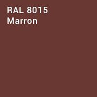RAL 8015 - Marron