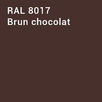 RAL 8017 - Brun chocolat
