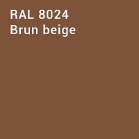RAL 8024 - Brun beige