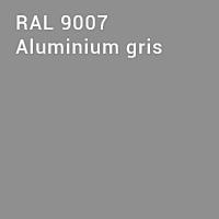 RAL 9007 - Aluminium gris
