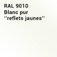 RAL 9010 - Blanc pur