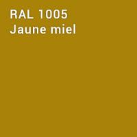 RAL 1005 - Jaune miel
