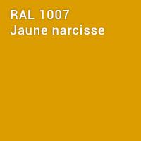 RAL 1007 - Jaune narcisse