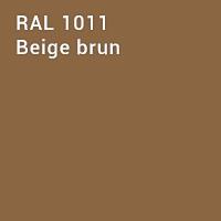 RAL 1011 - Beige brun