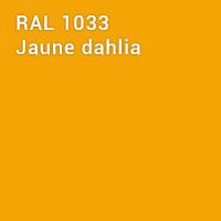 RAL 1033 - Jaune dahlia