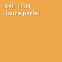RAL 1034 - Jaune pastel