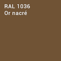 RAL 1036 - Or nacré