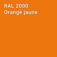 RAL 2000 - Orangé jaune