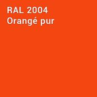 RAL 2004 - Orangé pur