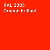 RAL 2005 - Orangé brillant