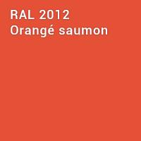 RAL 2012 - Orangé saumon