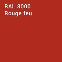RAL 3000 - Rouge feu