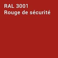 RAL 3001 - Rouge de sécurité