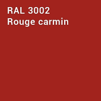 RAL 3002 - Rouge carmin