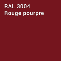 RAL 3004 - Rouge pourpre