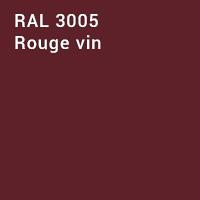 RAL 3005 - Rouge vin