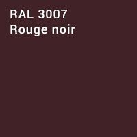RAL 3007 - Rouge noir