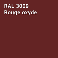 RAL 3009 - Rouge oxyde
